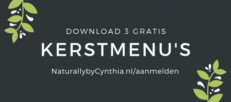 Bekend Cynthia, auteur op Naturally by Cynthia - Gewichtsconsulent &RK64